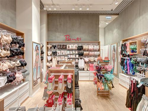 магазин женского нижнего белья химки мега