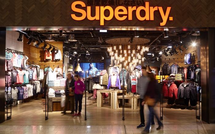Магазин Superdry в Мега-Химки
