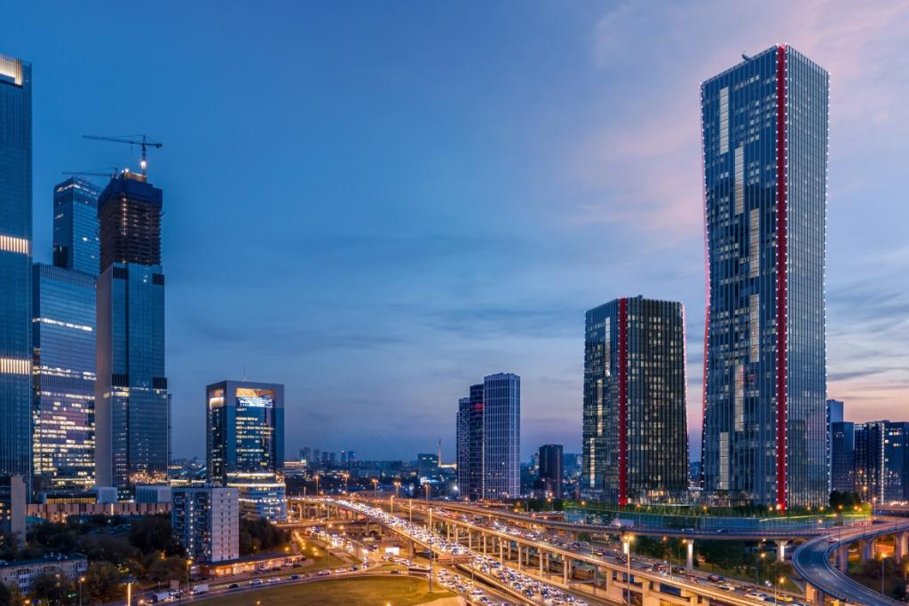 В Москве начинается строительство первого цифрового небоскреба iCity