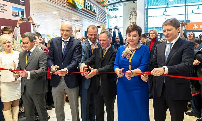Открытие Globus в Одинцове