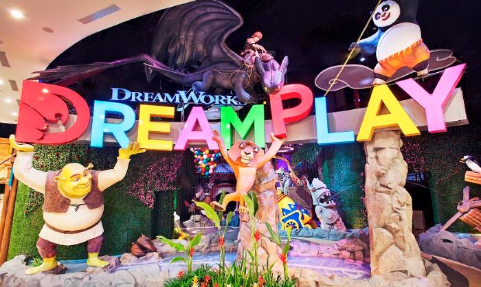 DreamPlay на Филлипинах