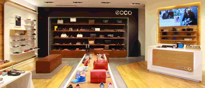 Магазин Ecco