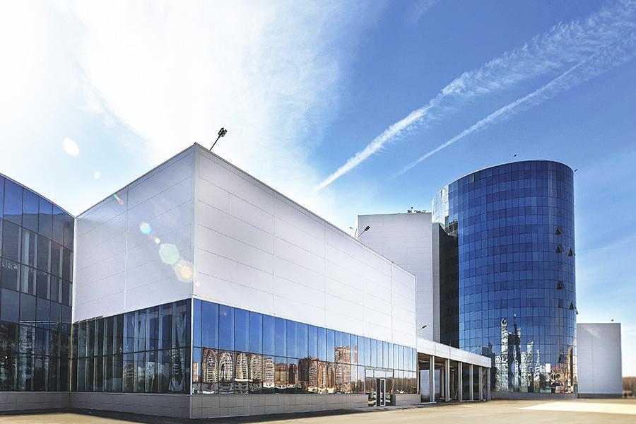 Торговый центр Новомосковский