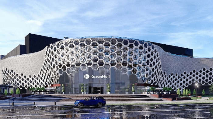 Торговый центр KazanMall готовится к открытию в 2020 году
