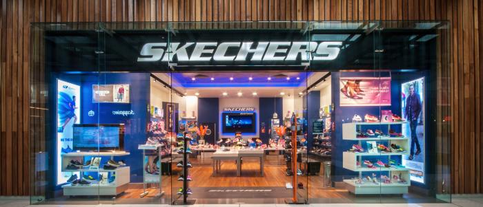 Магазин Skechers