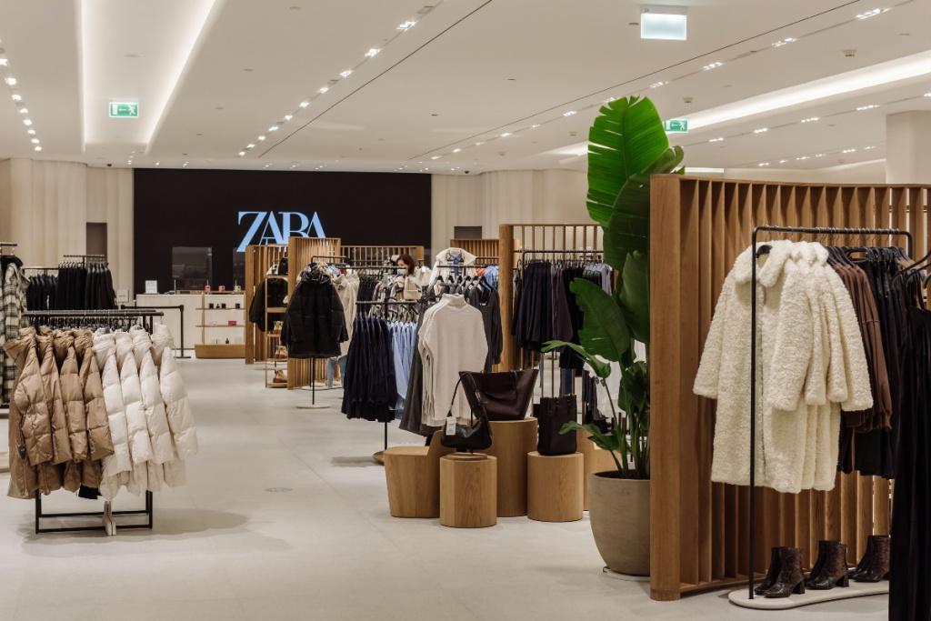 Магазин Зара В Омске