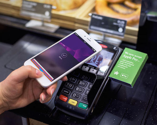 «Мегафон» привяжет счет мобильного телефона к «Samsung pay» и «Apple pay»