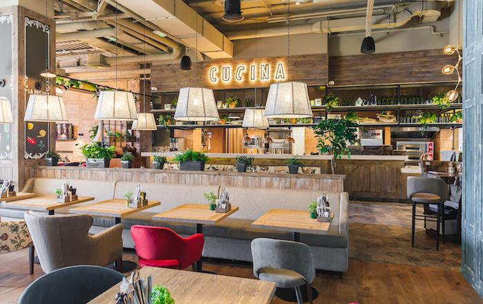В ЦДМ на Лубянке открылся ресторан Osteria Mario