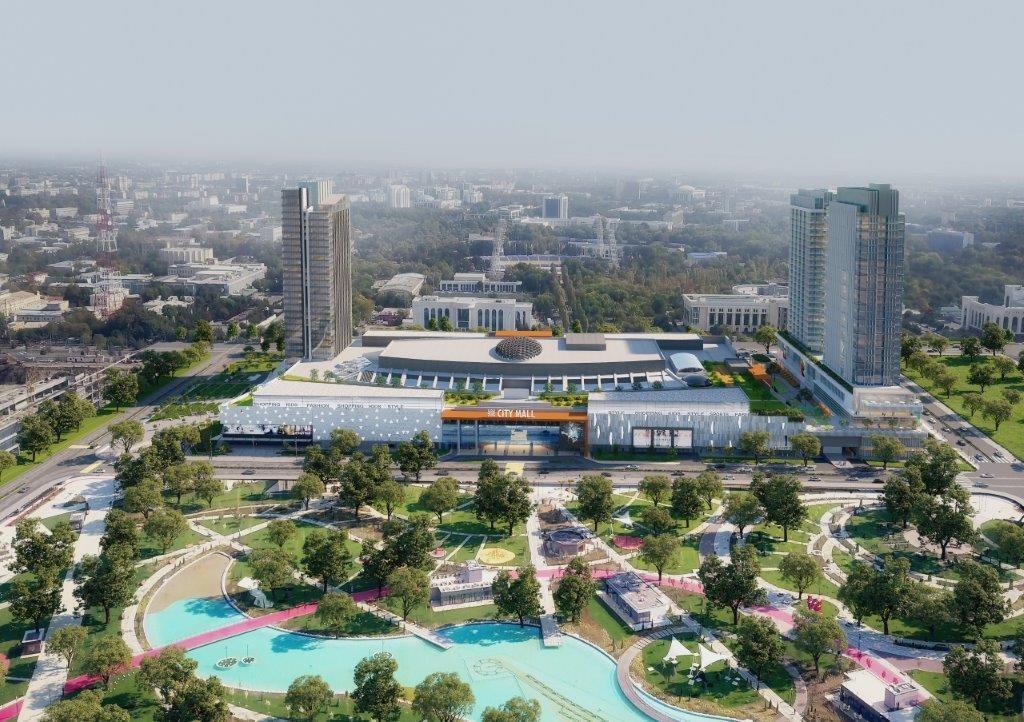 Ташкент Сити - PR
