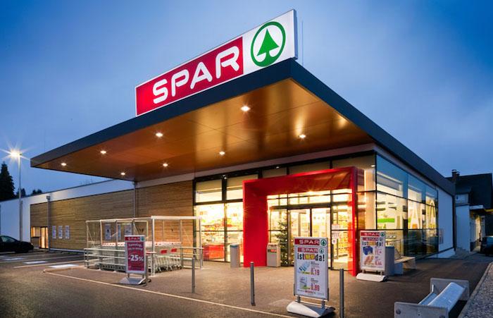Spar супермаркет