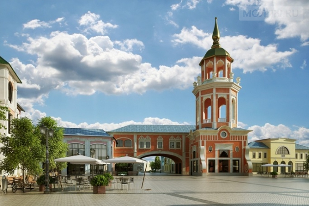 Outlet Village Belaya Dacha
