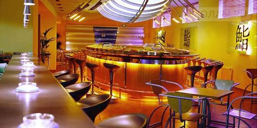Суши ресторан в москве с конвейером ленточные конвейеры для подачи угля