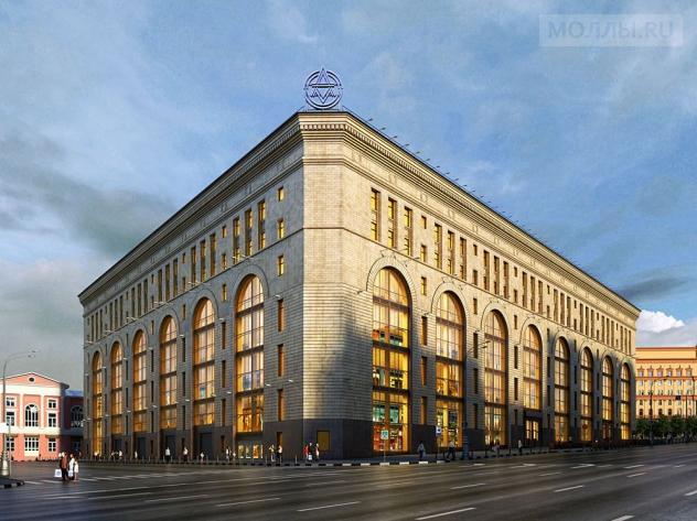 Собянин: Вокруг Центрального детского магазина создано удобное пешеходное пространство