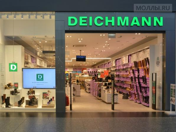 Deichmann открывается в «Авиапарке»